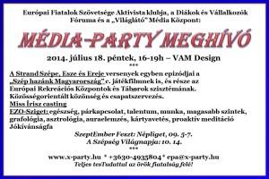 Média-partyMeghívó-2014-07-18